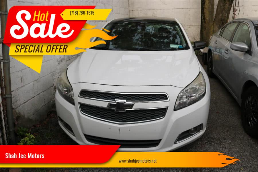 Used Chevrolet Malibu Eco 4dr Sedan w/2SA 2013 | SJ Motors. Woodside, New York