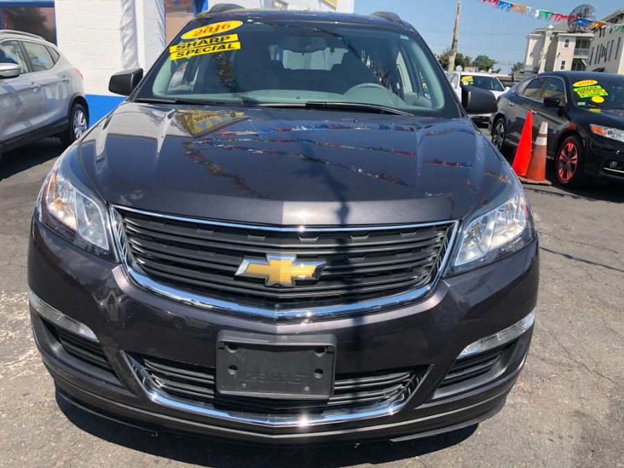 Used Chevrolet Traverse FWD 4dr LS w/1LS 2016   Affordable Motors Inc. Bridgeport, Connecticut