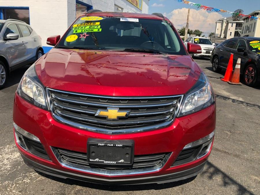 Used Chevrolet Traverse AWD 4dr LT w/1LT 2014 | Affordable Motors Inc. Bridgeport, Connecticut