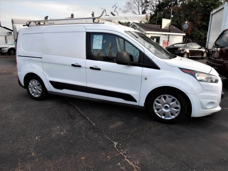Used 2015 Ford Transit Connect XLT CARGO in COPIAGUE, New York | Warwick Auto Sales Inc. COPIAGUE, New York