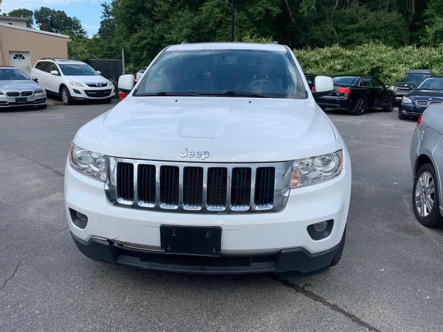 Used Jeep Grand Cherokee 4WD 4dr Laredo Altitude *Ltd Avail* 2013 | J & A Auto Center. Raynham, Massachusetts