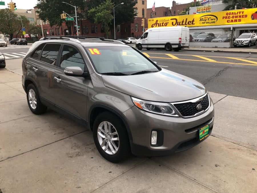 Used Kia Sorento 2WD 4dr I4 LX 2014 | Sylhet Motors Inc.. Jamaica, New York
