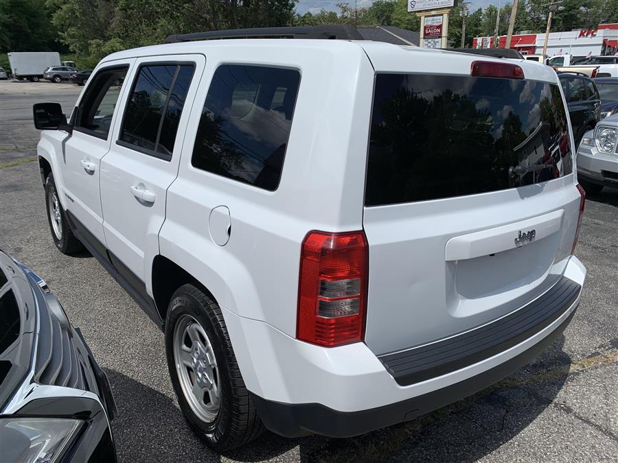 Used Jeep Patriot FWD 4dr Sport 2015 | Second Street Auto Sales Inc. Manchester, New Hampshire