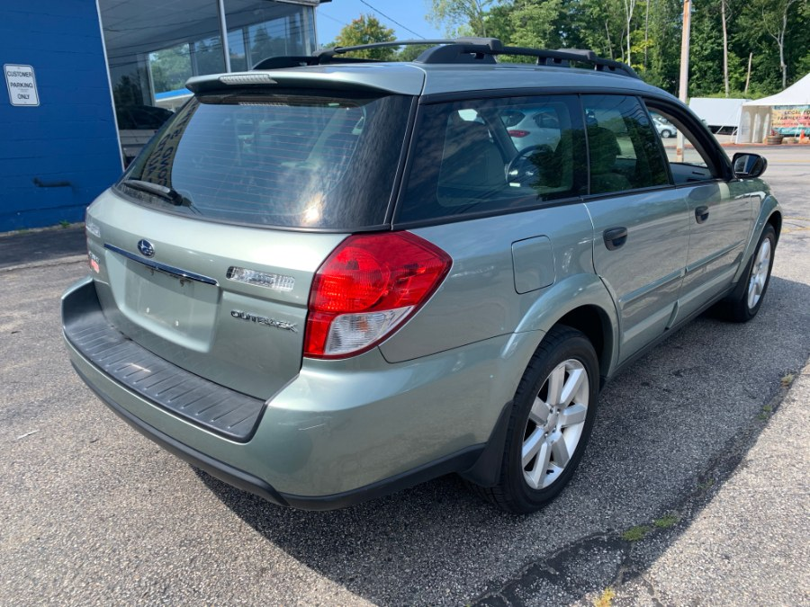 Used Subaru Outback Special Edtn 2009 | Second Street Auto Sales Inc. Manchester, New Hampshire