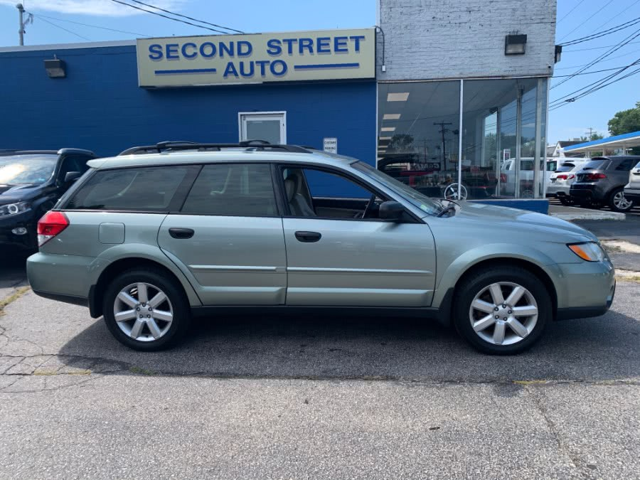 Used 2009 Subaru Outback in Manchester, New Hampshire | Second Street Auto Sales Inc. Manchester, New Hampshire