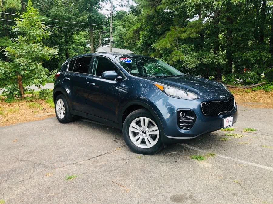Used Kia Sportage LX AWD 2018 | Sena Motors Inc. Revere, Massachusetts