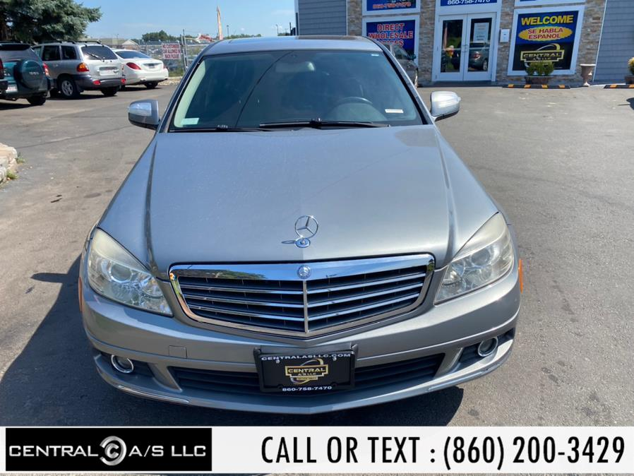 Used Mercedes-Benz C-Class 4dr Sdn 3.0L Sport 4MATIC 2008 | Central A/S LLC. East Windsor, Connecticut