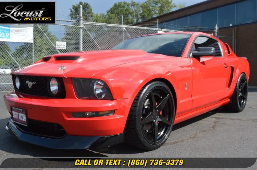 Used 2006 Ford Mustang in Hartford, Connecticut | Locust Motors LLC. Hartford, Connecticut