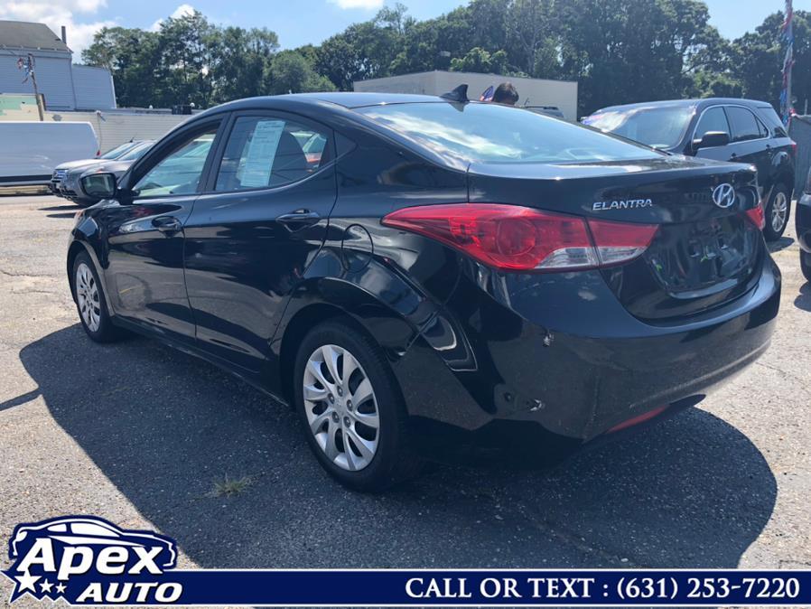 Used Hyundai Elantra 4dr Sdn Auto Limited 2012 | Apex Auto. Selden, New York