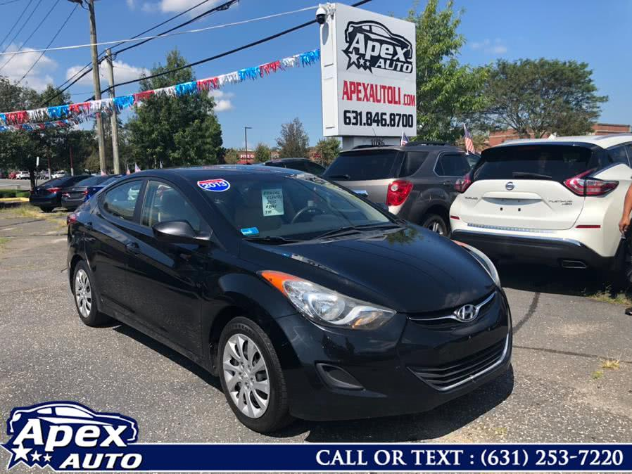 Used 2012 Hyundai Elantra in Selden, New York | Apex Auto. Selden, New York