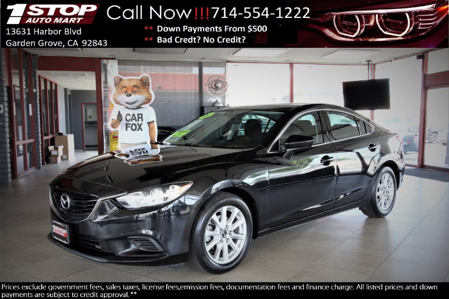 Used 2015 Mazda Mazda6 in Garden Grove, California | 1 Stop Auto Mart Inc.. Garden Grove, California