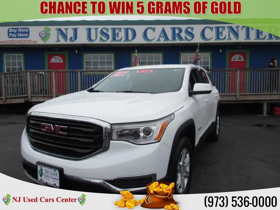 Used 2019 GMC Terrain in Irvington, New Jersey   NJ Used Cars Center. Irvington, New Jersey