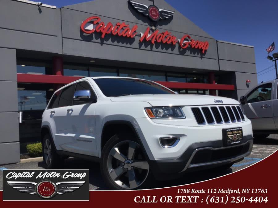 Used 2016 Jeep Grand Cherokee in Medford, New York | Capital Motor Group Inc. Medford, New York