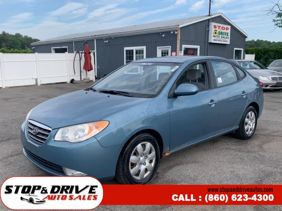 Used 2007 Hyundai Elantra in East Windsor, Connecticut | Stop & Drive Auto Sales. East Windsor, Connecticut