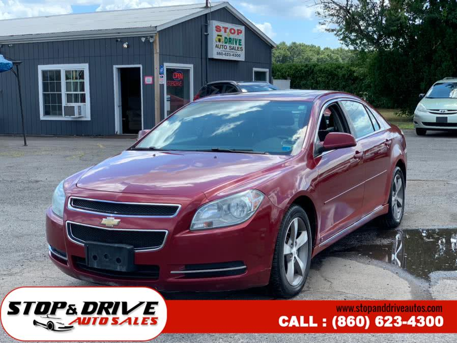 Used Chevrolet Malibu 4dr Sdn LT w/2LT 2009 | Stop & Drive Auto Sales. East Windsor, Connecticut