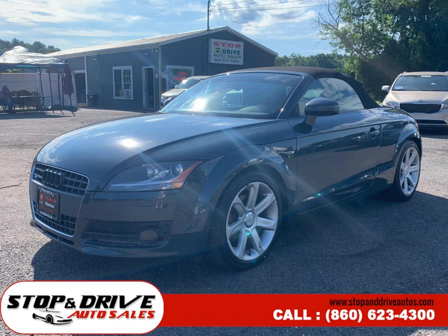 Used 2009 Audi TT in East Windsor, Connecticut | Stop & Drive Auto Sales. East Windsor, Connecticut