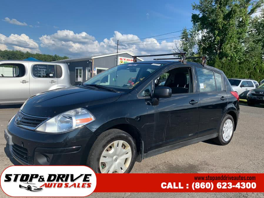Used 2012 Nissan Versa in East Windsor, Connecticut | Stop & Drive Auto Sales. East Windsor, Connecticut