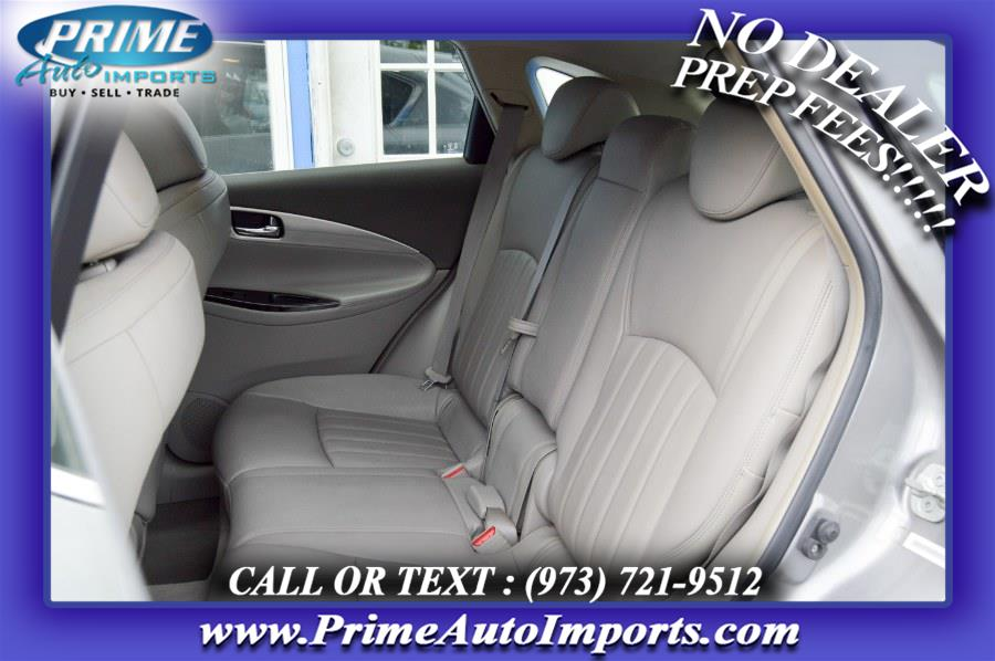 Used Infiniti EX35 AWD 4dr Journey 2008 | Prime Auto Imports. Bloomingdale, New Jersey