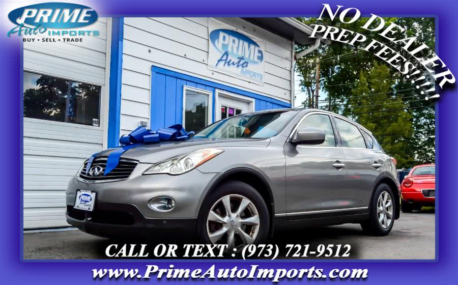 Used 2008 Infiniti EX35 in Bloomingdale, New Jersey | Prime Auto Imports. Bloomingdale, New Jersey