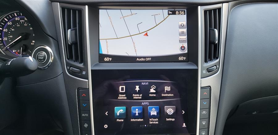 Used INFINITI Q50 Signature 3.0t Premium AWD 2017 | National Auto Brokers, Inc.. Waterbury, Connecticut