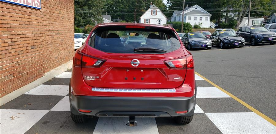 Used Nissan Rogue Sport 2018.5 AWD SV 2018   National Auto Brokers, Inc.. Waterbury, Connecticut