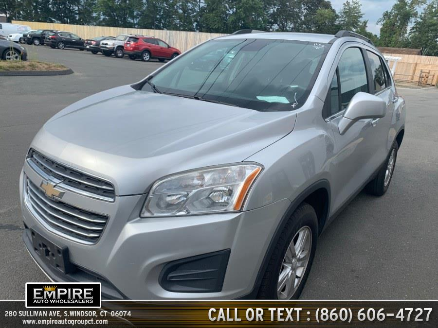 Used Chevrolet Trax AWD 4dr LT 2016 | Empire Auto Wholesalers. S.Windsor, Connecticut