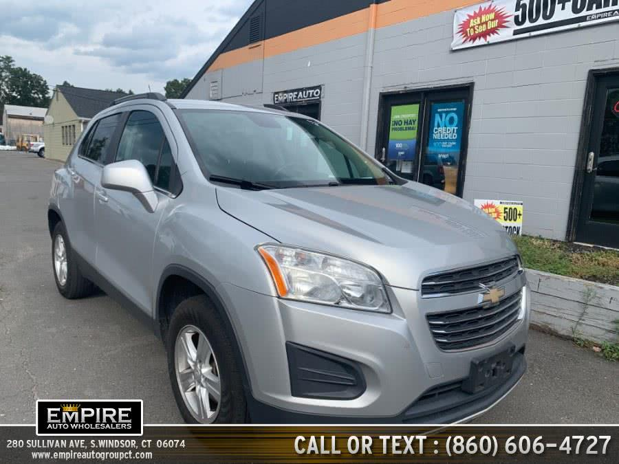 Used 2016 Chevrolet Trax in S.Windsor, Connecticut | Empire Auto Wholesalers. S.Windsor, Connecticut