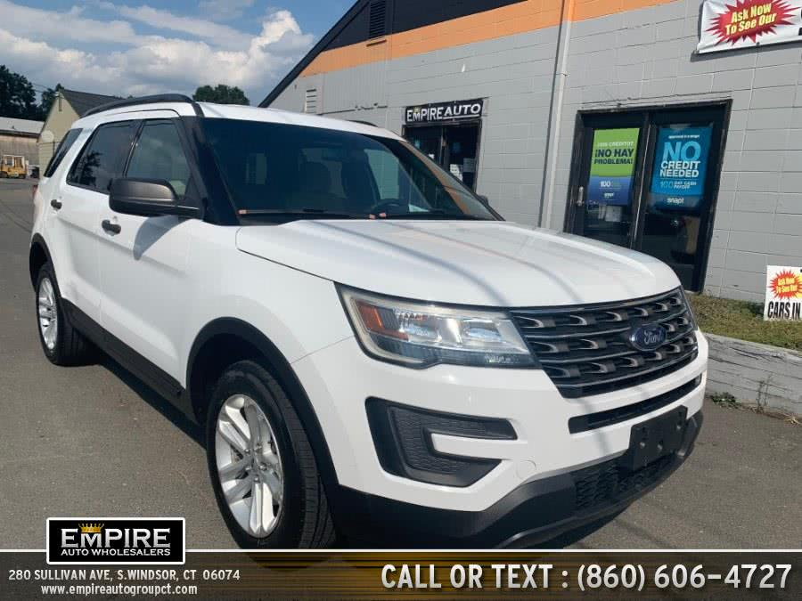 Used Ford Explorer 4WD 4dr Base 2016 | Empire Auto Wholesalers. S.Windsor, Connecticut