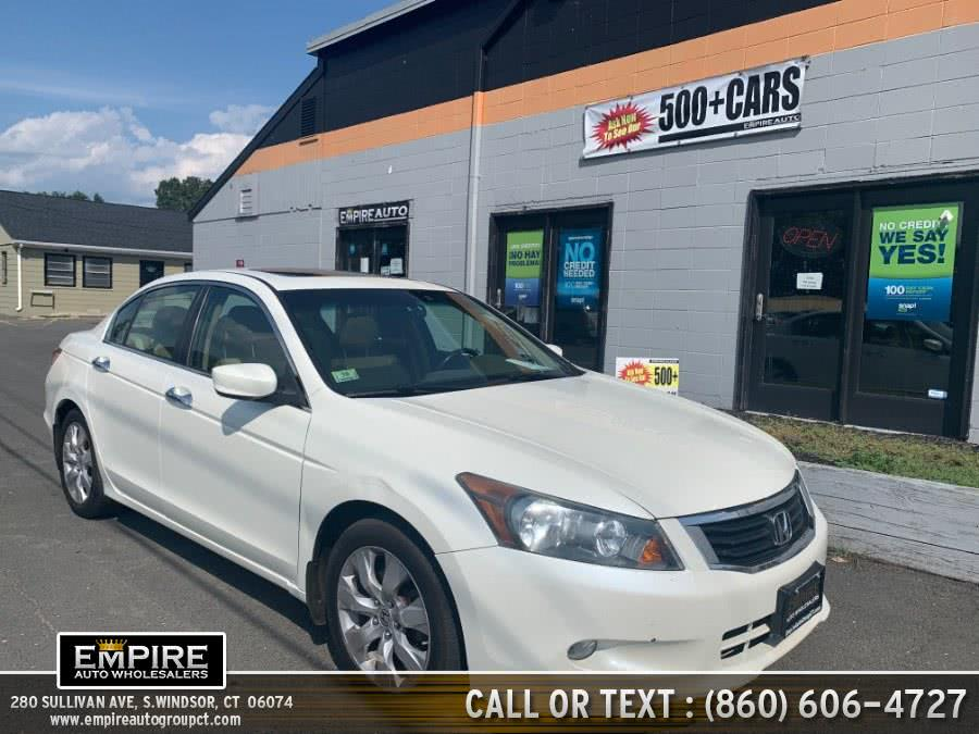 Used 2010 Honda Accord Sdn in S.Windsor, Connecticut | Empire Auto Wholesalers. S.Windsor, Connecticut