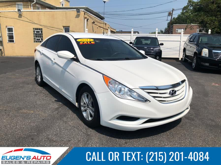 Used 2011 Hyundai Sonata in Philadelphia, Pennsylvania | Eugen's Auto Sales & Repairs. Philadelphia, Pennsylvania