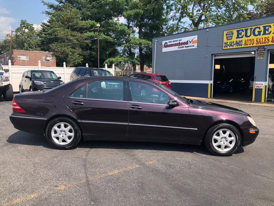 Used Mercedes-Benz S-Class 4dr Sdn 4.3L 2000 | Eugen's Auto Sales & Repairs. Philadelphia, Pennsylvania