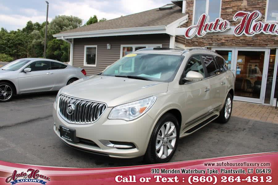 Used 2014 Buick Enclave in Plantsville, Connecticut | Auto House of Luxury. Plantsville, Connecticut