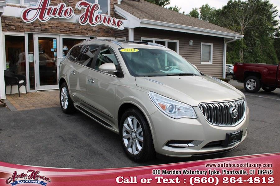 Used Buick Enclave AWD 4dr Premium 2014 | Auto House of Luxury. Plantsville, Connecticut