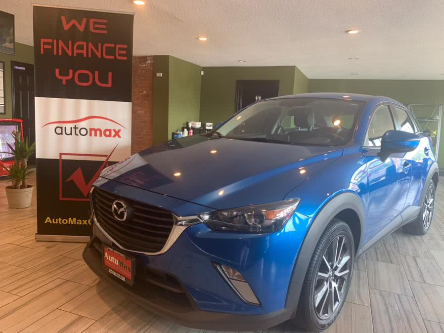 Used 2017 Mazda CX-3 in West Hartford, Connecticut | AutoMax. West Hartford, Connecticut