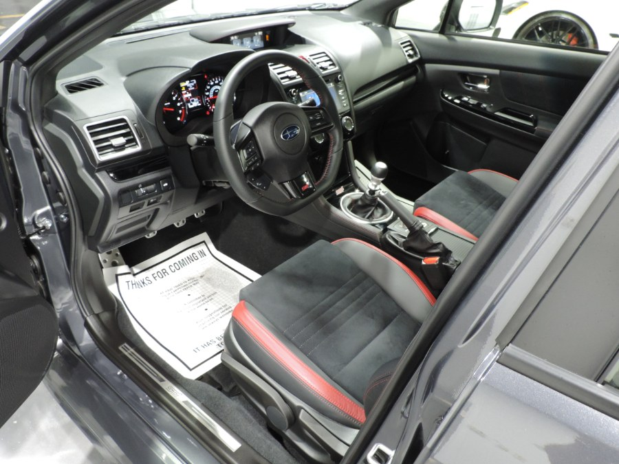 Used Subaru WRX STI Manual 2020 | Auto Gallery. Lodi, New Jersey
