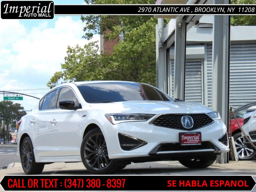 Used Acura ILX Sedan w/Technology/A-Spec Pkg 2019 | Imperial Auto Mall. Brooklyn, New York