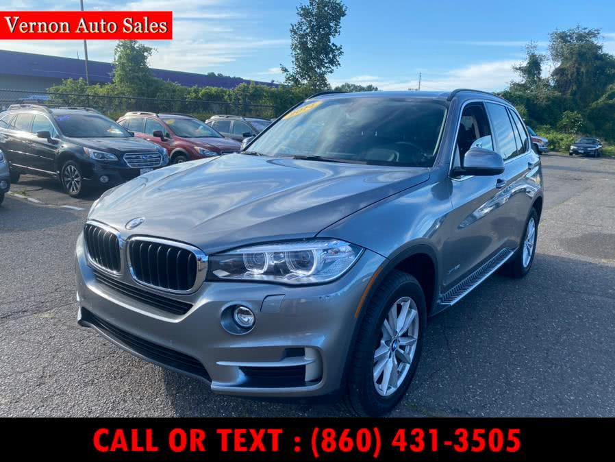 Used 2014 BMW X5 in Manchester, Connecticut | Vernon Auto Sale & Service. Manchester, Connecticut