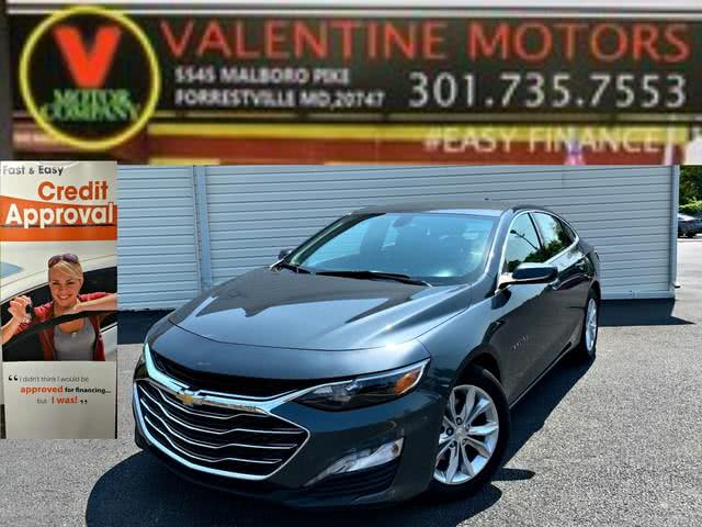 Used 2019 Chevrolet Malibu in Forestville, Maryland | Valentine Motor Company. Forestville, Maryland