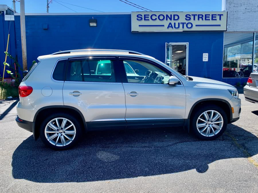 Used 2013 Volkswagen Tiguan in Manchester, New Hampshire | Second Street Auto Sales Inc. Manchester, New Hampshire