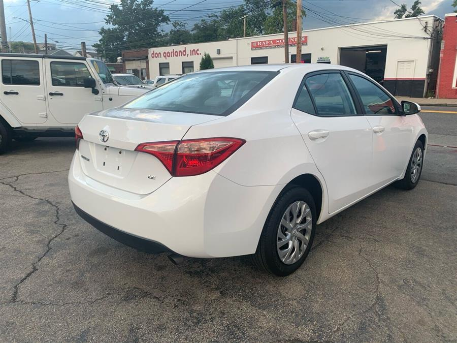 Used Toyota Corolla LE 4dr Sedan 2017 | Mass Auto Exchange. Framingham, Massachusetts