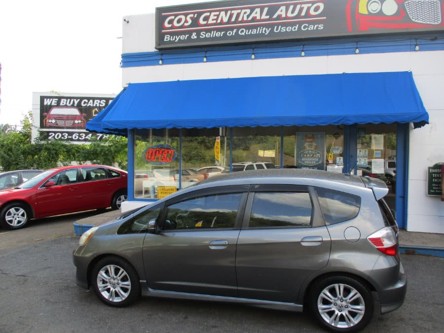 Used Honda Fit 5dr HB Auto Sport 2011 | Cos Central Auto. Meriden, Connecticut