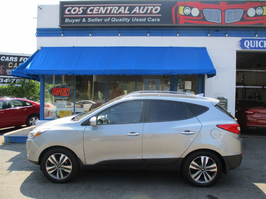 Used 2014 Hyundai Tucson in Meriden, Connecticut | Cos Central Auto. Meriden, Connecticut