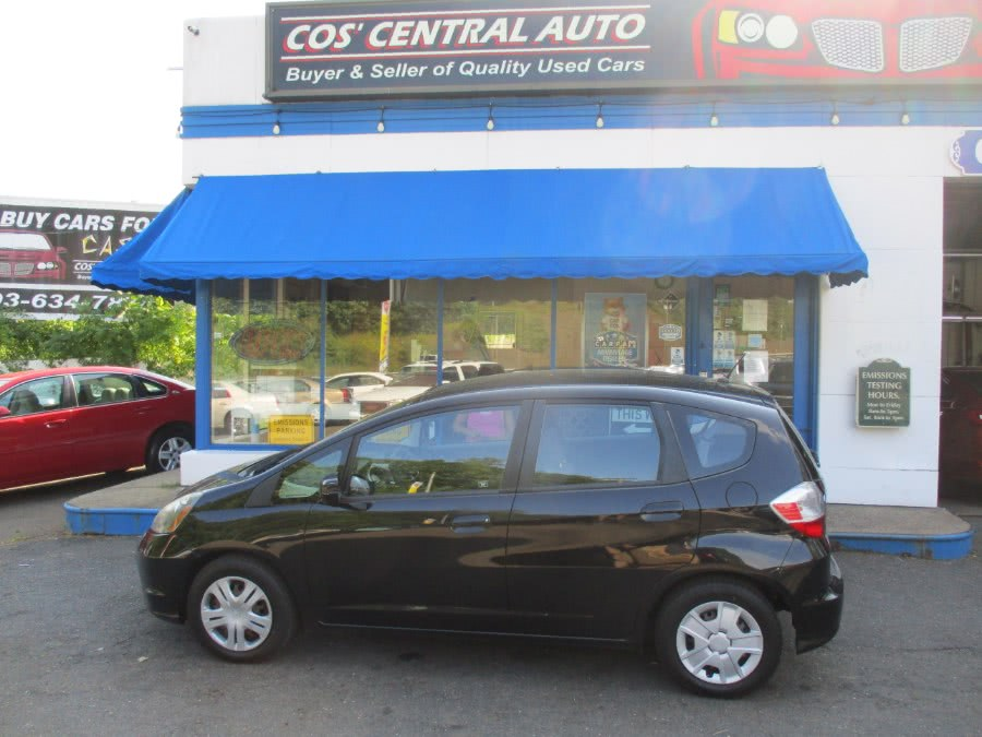 Used Honda Fit 5dr HB Auto 2013 | Cos Central Auto. Meriden, Connecticut