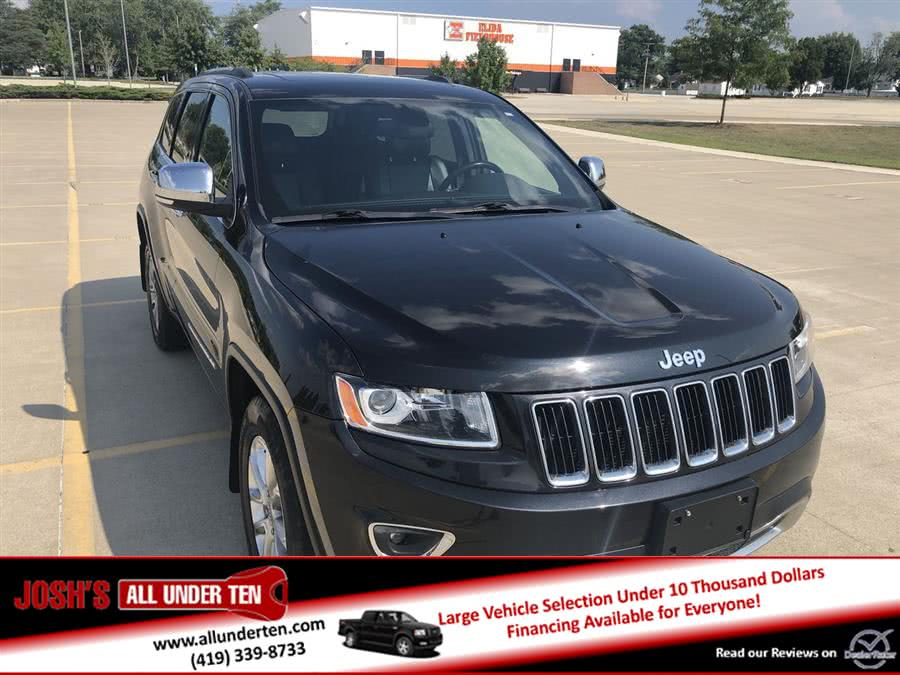 Used 2014 Jeep Grand Cherokee in Elida, Ohio | Josh's All Under Ten LLC. Elida, Ohio