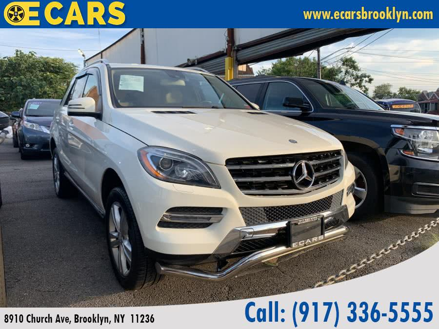 Used Mercedes-Benz M-Class 4MATIC 4dr ML350 BlueTEC 2013 | E Cars . Brooklyn, New York