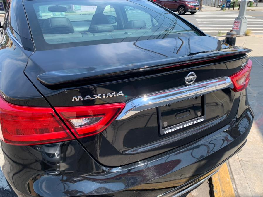 2017 Nissan Maxima SR MIDNIGHT EDITION, available for sale in Brooklyn, NY