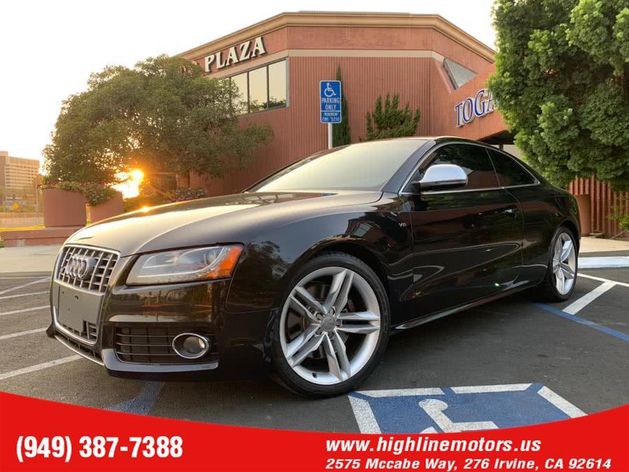 Used 2009 Audi S5 in Irvine, California | High Line Motors LLC. Irvine, California