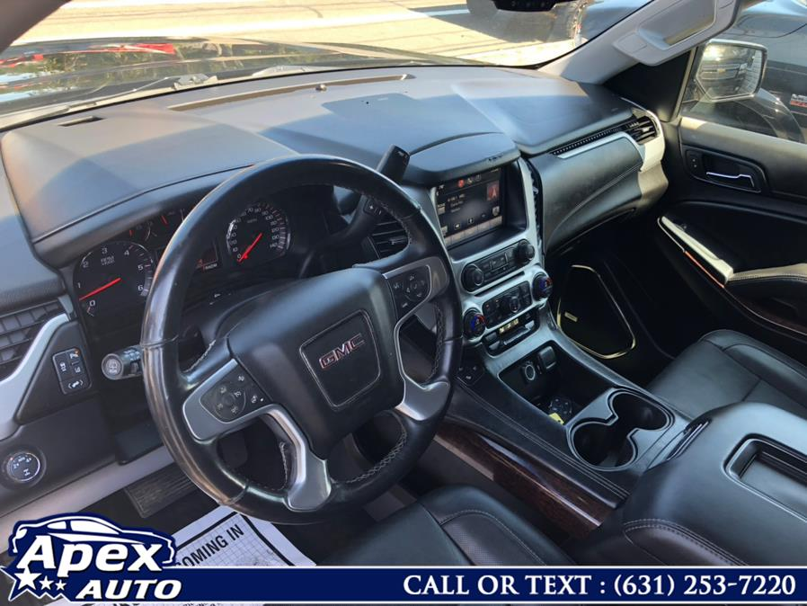 Used GMC Yukon XL 4WD 4dr SLT 2015 | Apex Auto. Selden, New York