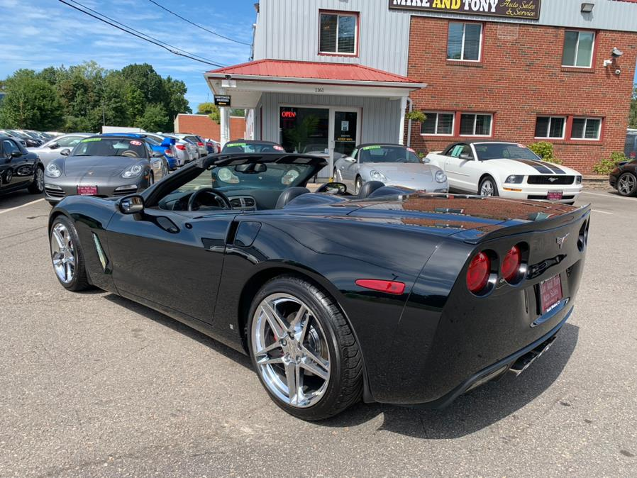 Used Chevrolet Corvette 2dr Conv 2006   Mike And Tony Auto Sales, Inc. South Windsor, Connecticut