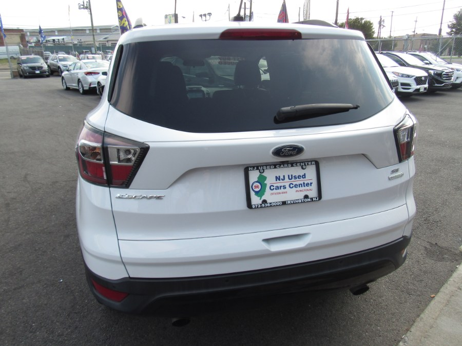 Used Ford Escape SE FWD 2017   NJ Used Cars Center. Irvington, New Jersey